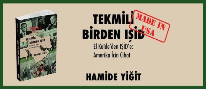 IŞİD'i teşhir eden kitaba İHH dava açtı