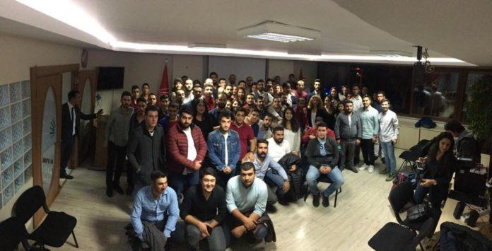 CHP'li gençler Ankara'da yerel seçim startını verdi…