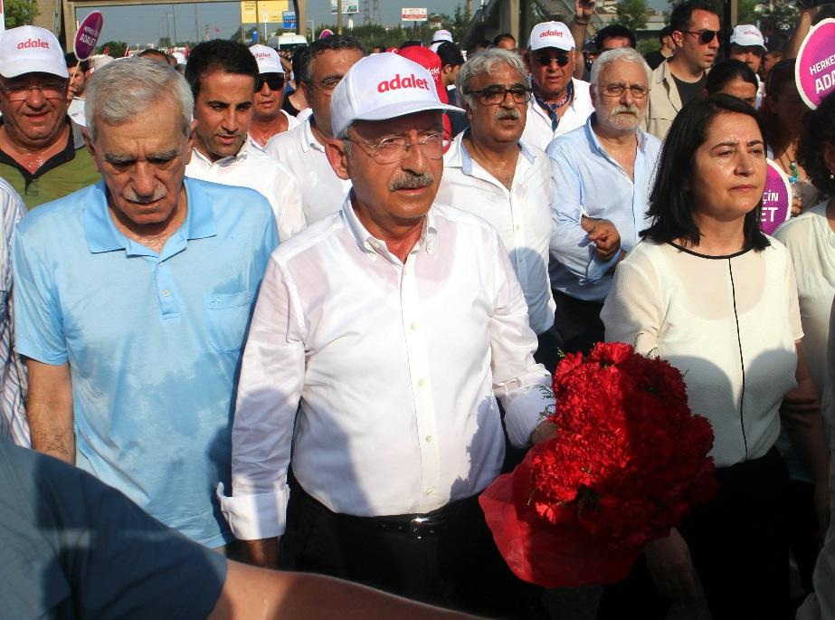 ahmet türk kılıçdaroğlu ile ilgili görsel sonucu
